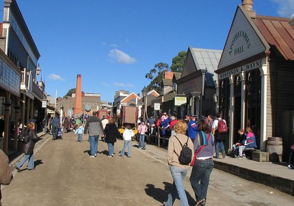 Sovereign Hill 3